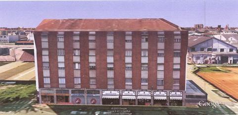 Mecenate 76/1 Building